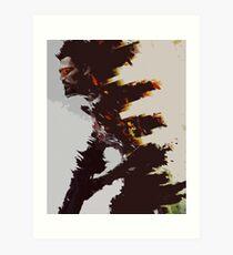 Adam Jenses from Deus Ex Mankind Divided Art Print