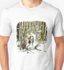 The Lion, The Witch and The Wardrobe By CS Lewis Unisex T-Shirt