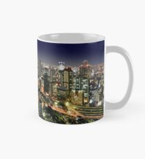 Osaka by Night - Japan Mug