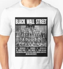 Black Wall Street T-Shirt