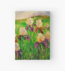Irises Hardcover Journal