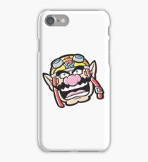 Wario TOUCHED iPhone Case/Skin