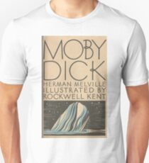 Moby Dick By Herman Melville T-Shirt