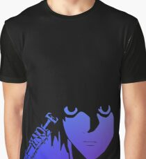 L from Death Note Graphic T-Shirt