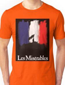 Les Miserables poster Unisex T-Shirt