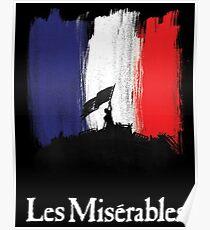 Les Miserables poster Poster