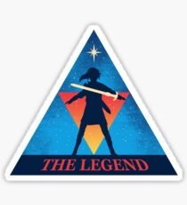 The Legend Sticker