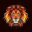 Lion by grafoxdesigns