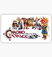 Chrono Trigger (Super Famicom) Sticker
