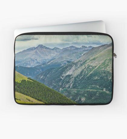 Elk And Longs Peak Laptop Sleeve