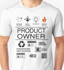 Product Owner T-Shirt