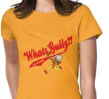 What's Gully??   . .   . ..                  ..CHIEFS Womens Fitted T-Shirt