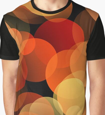 Dots Upon Dots by Julie Everhart Graphic T-Shirt