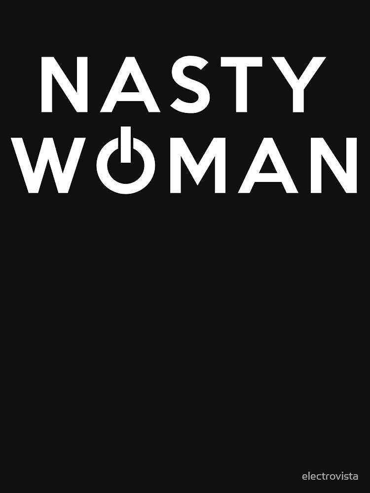 Nasty Woman Power Fight für Amerika von electrovista