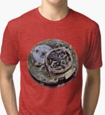 Watch movement. Tri-blend T-Shirt