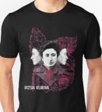 Rosa Rubra 3D Unisex T-Shirt