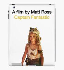 CAPTAIN FANTASTIC // MATT ROSS (2016) iPad Case/Skin