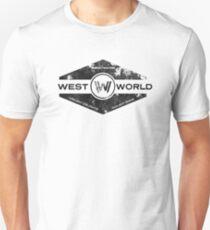 Westworld Retro Logo 3 T-Shirt