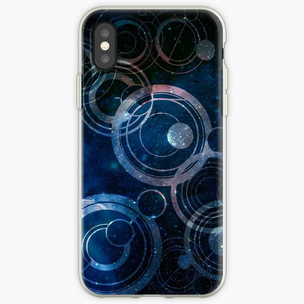 Gallifreyan-Galaxie iPhone-Hüllen & Cover