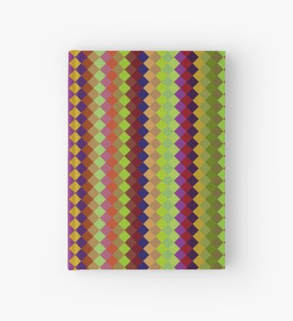 Retro Stripes by Julie Everhart Hardcover Journal