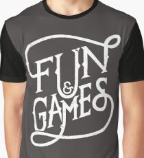 Fun and Games Graphic T-Shirt