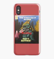 Maddog Issue #1 iPhone Case/Skin