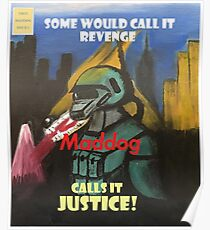 Maddog Issue #1 Poster