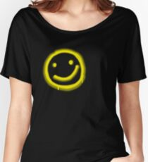 221B Smiley Women's Relaxed Fit T-Shirt