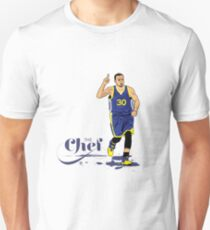 Chef Curry Collection Unisex T-Shirt