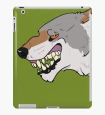 Wolfish iPad Case/Skin