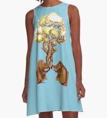 Baobab Fusion Vestido acampanado