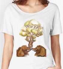Baobab Fusion Camiseta ancha para mujer