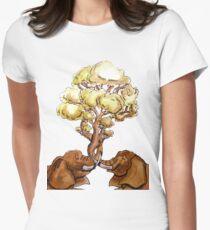 Baobab Fusion Camiseta entallada para mujer