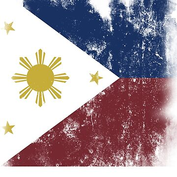Flag of The Philippines by mikeonmic