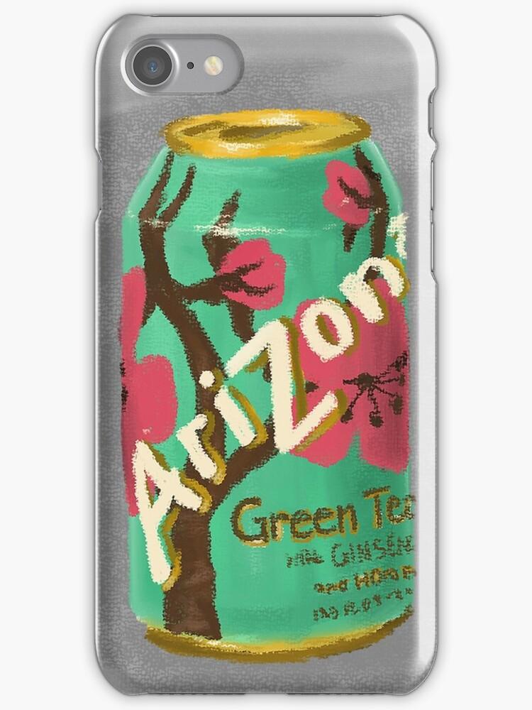 Green Tea by Nicole Mule'