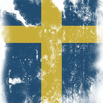 Flag of Sweden by mikeonmic