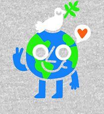 World Peace & Love Kids Pullover Hoodie