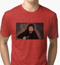 """Nakatomi"" Tri-blend T-Shirt"