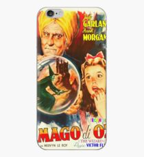 Italian poster of The Wizard of Oz iPhone Case