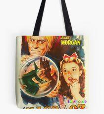 Italienisch Poster von The Wizard of Oz Tote Bag