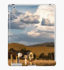 Rural Letterboxes iPad Case/Skin