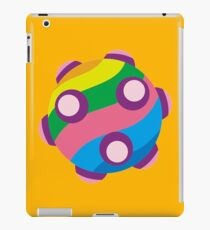 Colorful sticky rolling ball iPad Case/Skin