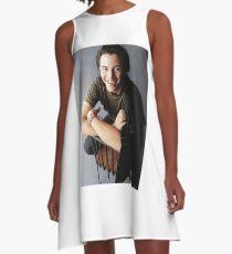 Keanu Reeves A-Line Dress