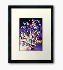 Pokemon Solgaleo Wall Art Redbubble