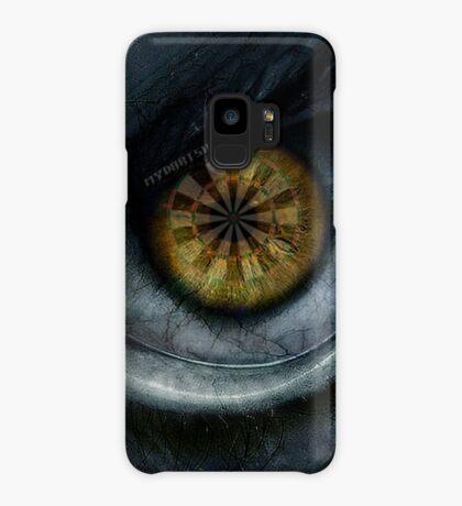 Evil Eye Darts Focus Case/Skin for Samsung Galaxy