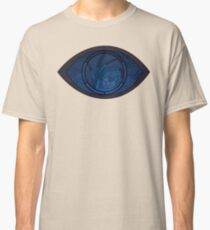 A Series Of Unfortunate Events Characters Netflix Series Eye Window Classic T-Shirt