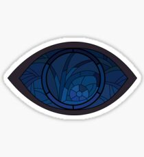 A Series Of Unfortunate Events Characters Netflix Series Eye Window Sticker