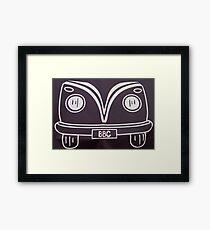 BBC VW Framed Print