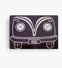 BBC VW Canvas Print