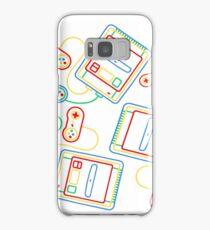 Super Famicom Samsung Galaxy Case/Skin